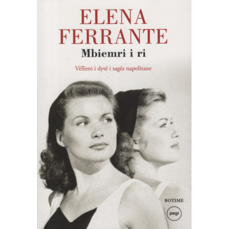 Mbiemri i ri, Elena Ferrante
