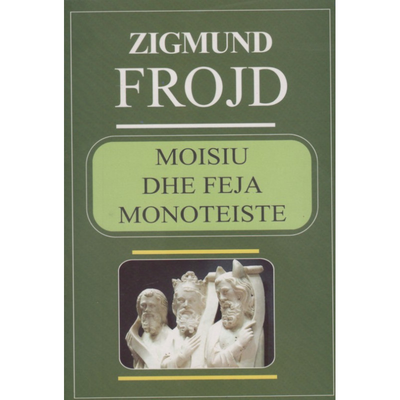 Moisiu dhe feja monoteiste, Zigmund Frojd
