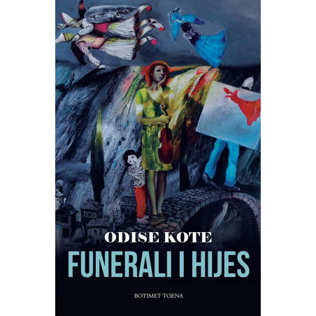 Funerali i hijes, Odise Kote