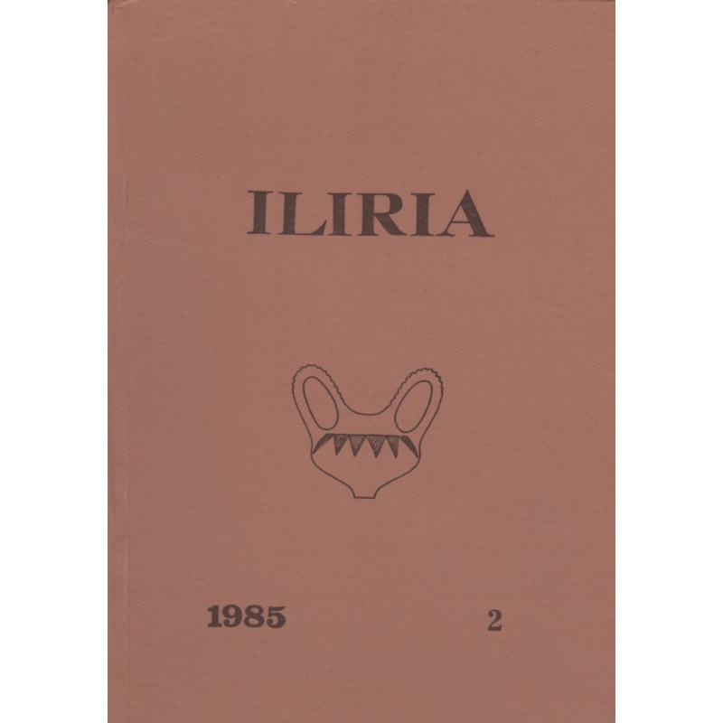 Iliria 1985, vellimi i dyte (kopertinë e trashë), Grup Autoresh