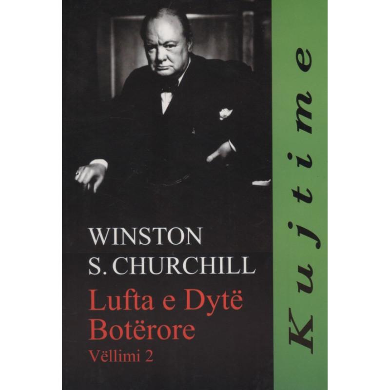 Lufta e Dyte Boterore, Winston S. Churchill, vol. 2