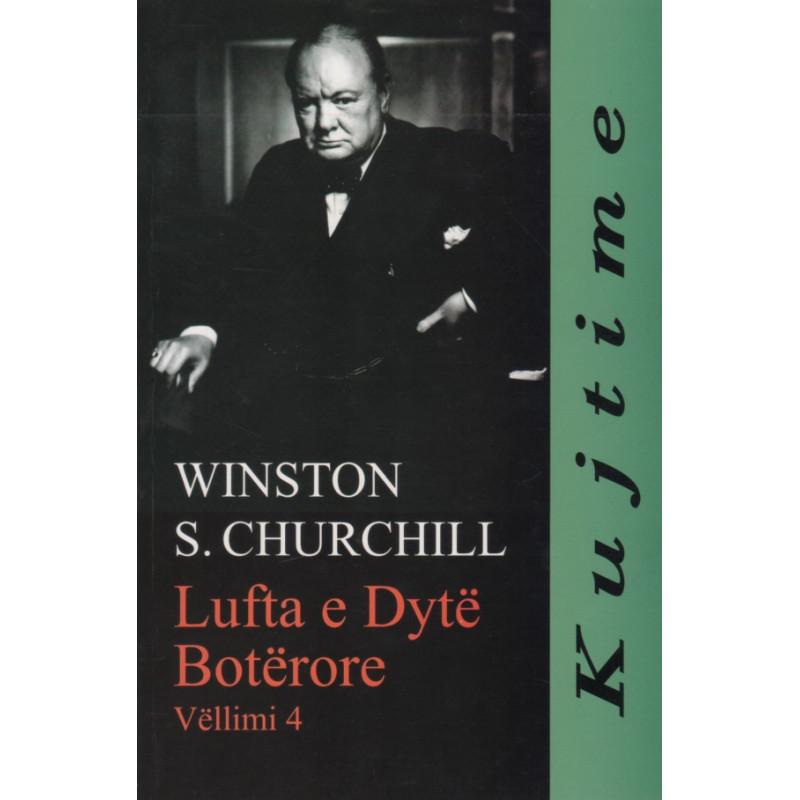 Lufta e Dyte Boterore, Winston S. Churchill, vol. 4