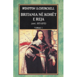 Britania ne Kohet e Reja, Winston S. Churchill, vol. 1