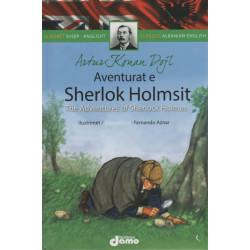 Aventurat e Sherlok Holmsit, Artur Konan Dojl, pershtatje per femije