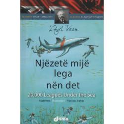Njëzetë mijë lega në det, Zhyl Vern, përshtatje për fëmijë
