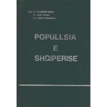 Popullsia e Shqiperise, Vladimir Misja, Ylli Vejsiu, Arqile Berxholi