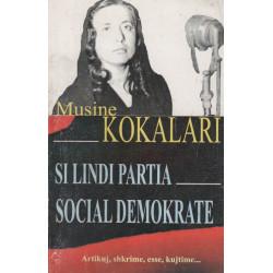 Si lindi Partia Socialdemokrate, Musine Kokalari