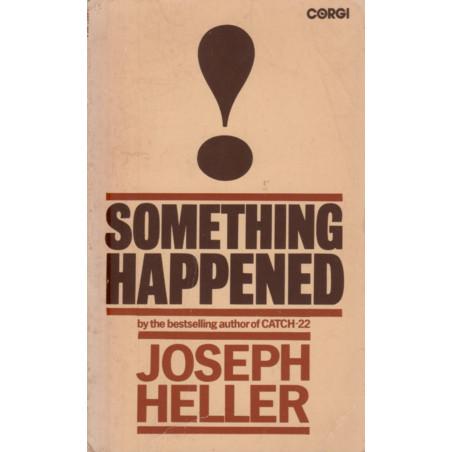 Something happened, Joseph Heller
