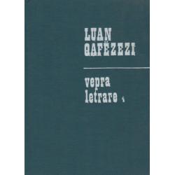 Luan Qafezezi, Vepra letrare, vol. 1-5