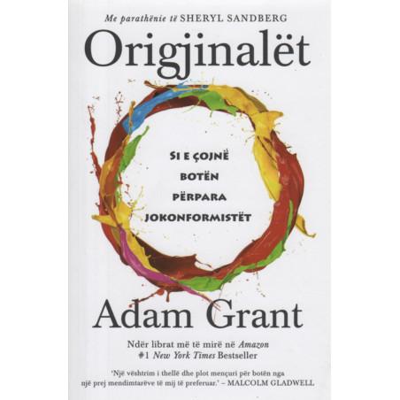 Origjinalet, Adam Grant