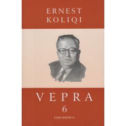 Ernest Koliqi, Vepra, vol. 1 - 6