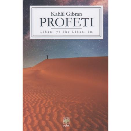 Profeti, Libani yt dhe Libani im, Kahlil Gibran