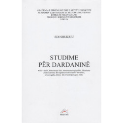 Studime per Dardanine, Edi Shukriu