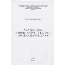 Nga historia e shqiptareve te Egjiptit gjate shekujve XV – XX, Muhamed Mufaku