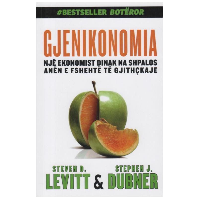 Gjenikonomia, Steven D. Levitt, Stephen J. Dubner