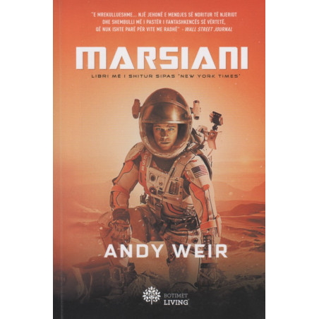 Marsiani, Andy Weir