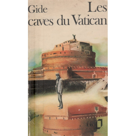 Les caves du Vatican, Andre Gide