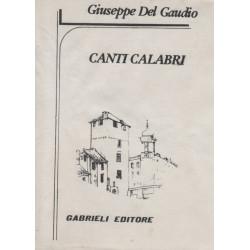 Canti calabri, Giuseppe Del Gaudio