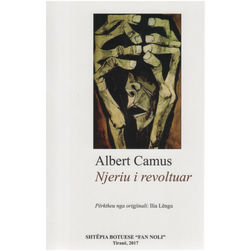 Njeriu i revoltuar, Albert Camus