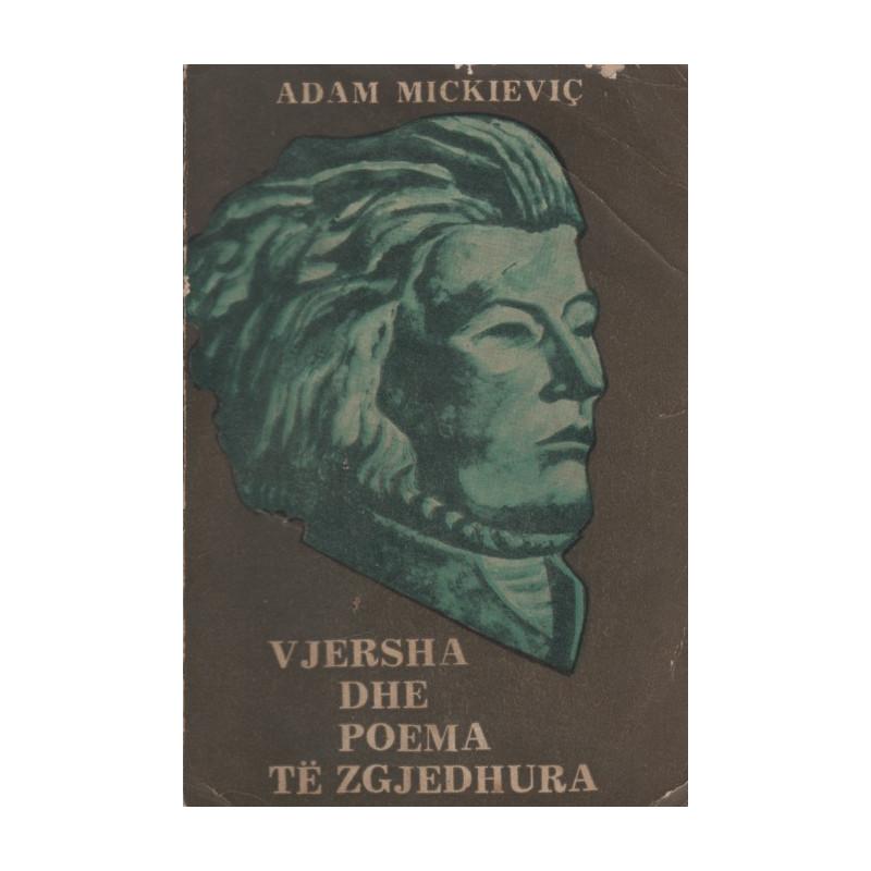 Vjersha dhe poema te zgjedhura, Adam Mickievic