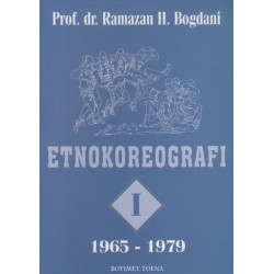 Etnokoreografi, Ramazan H. Bogdani