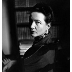 Nje vdekje shume e embel, Simone de Beauvoir