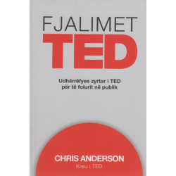 Fjalimet TED, Chris Anderson