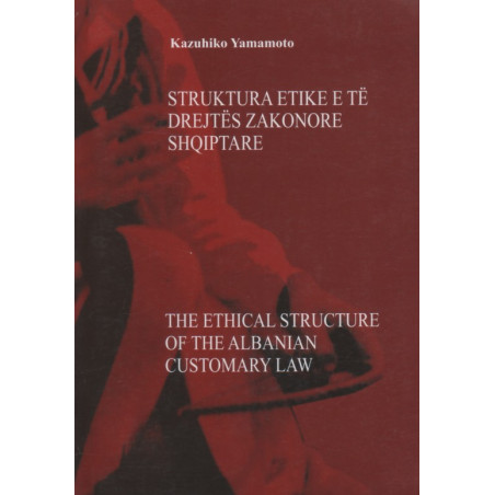 Struktura etike e te drejtes zakonore shqiptare, Kazuhiko Yamamoto
