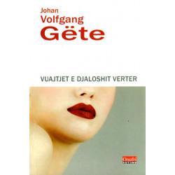 Vuajtjet e djaloshit Verter, Johan Volfgang Gete