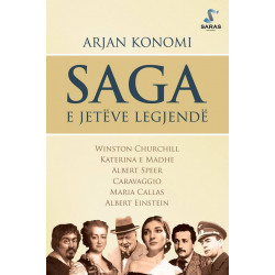 Saga e jeteve legjende, Arjan Konomi