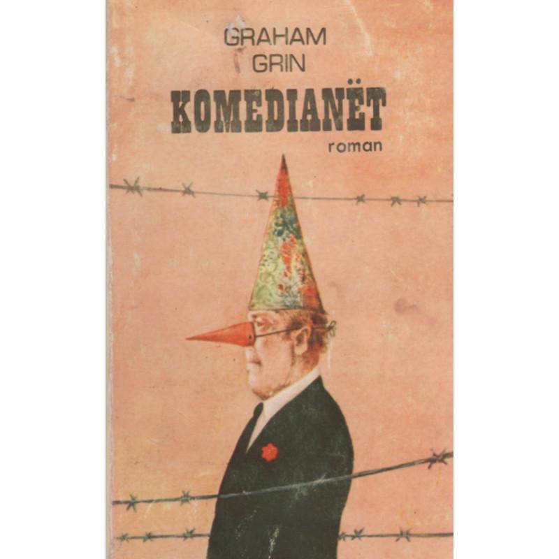 Komedianet, Graham Grin