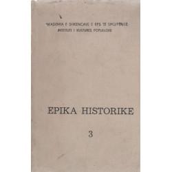 Epika Historike 3