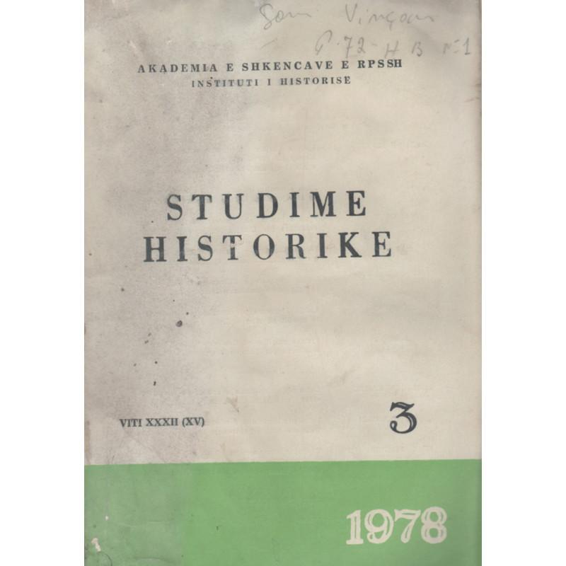 Studime historike 1978, vol.3