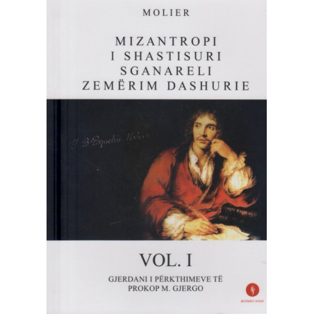 Molier, vepra te zgjedhura, vol. 1