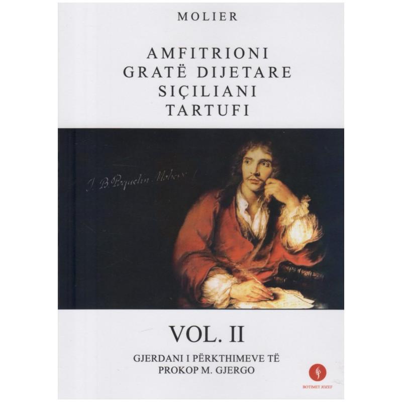 Molier, vepra te zgjedhura, vol. 2