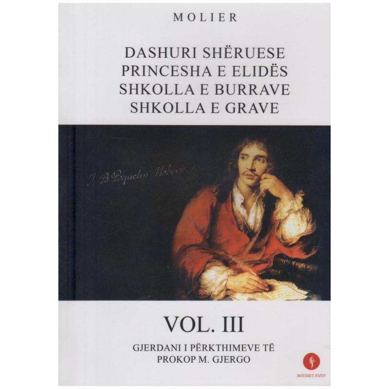 Molier, vepra te zgjedhura, vol. 3