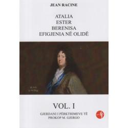 Jean Racine, vepra te zgjedhura, vol. 1