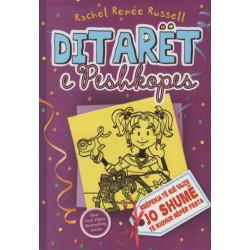 Ditaret e Peshkopes, Rrefenja te nje vajze jo shume te njohur neper festa, Rachel Renee Russell, libri i dyte
