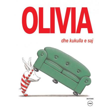 Olivia dhe kukulla e saj, Ian Falconer
