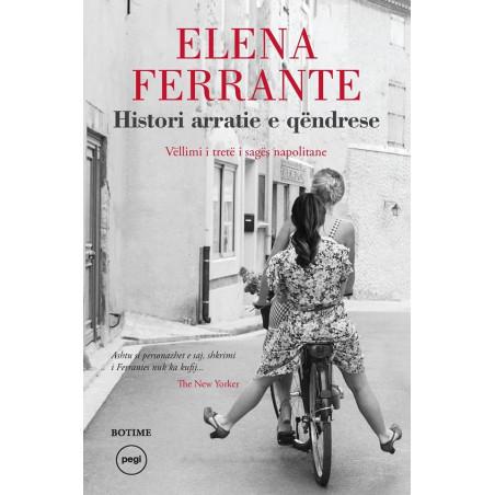Histori arratie e qendrese, Elena Ferrante