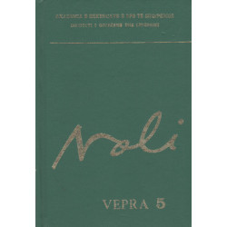 Fan Noli, Vepra e plote, vol. 1-5