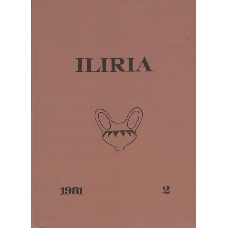 Iliria 1981, vëllimi i dytë (kopertinë e trashë), Grup Autoresh