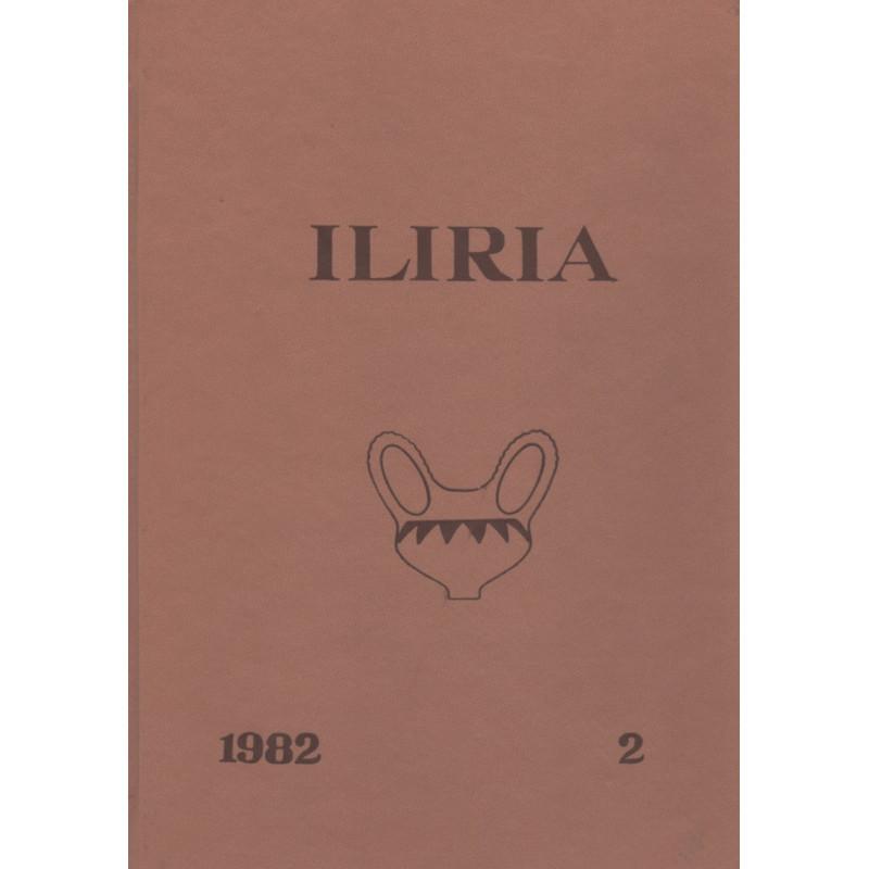 Iliria 1982, vëllimi i dytë (kopertinë e trashë), Grup Autoresh