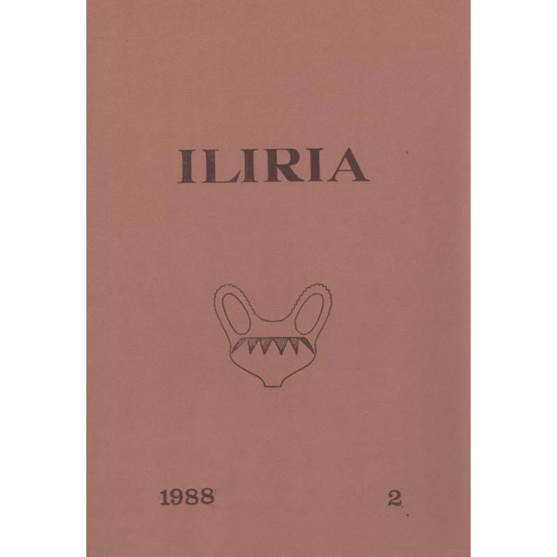 Iliria 1988, vëllimi i dytë (kopertinë e trashë), Grup Autoresh