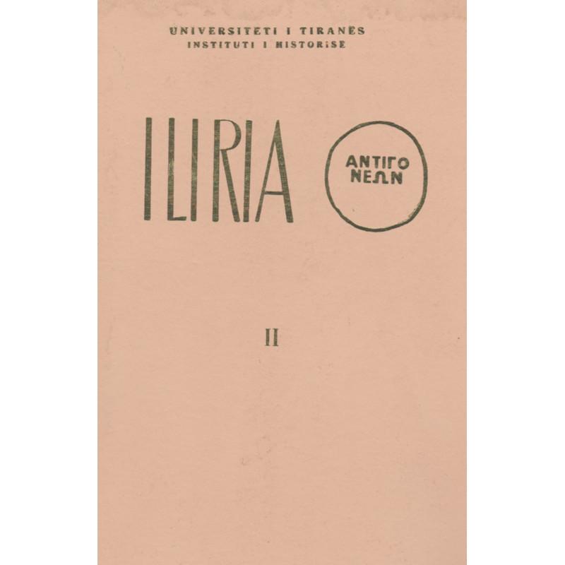 Iliria 1972, vëllimi i dyte (kopertinë e trashë), Grup Autoresh