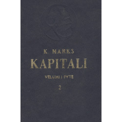 Kapitali 2, vol. 1-2, Karl Marks