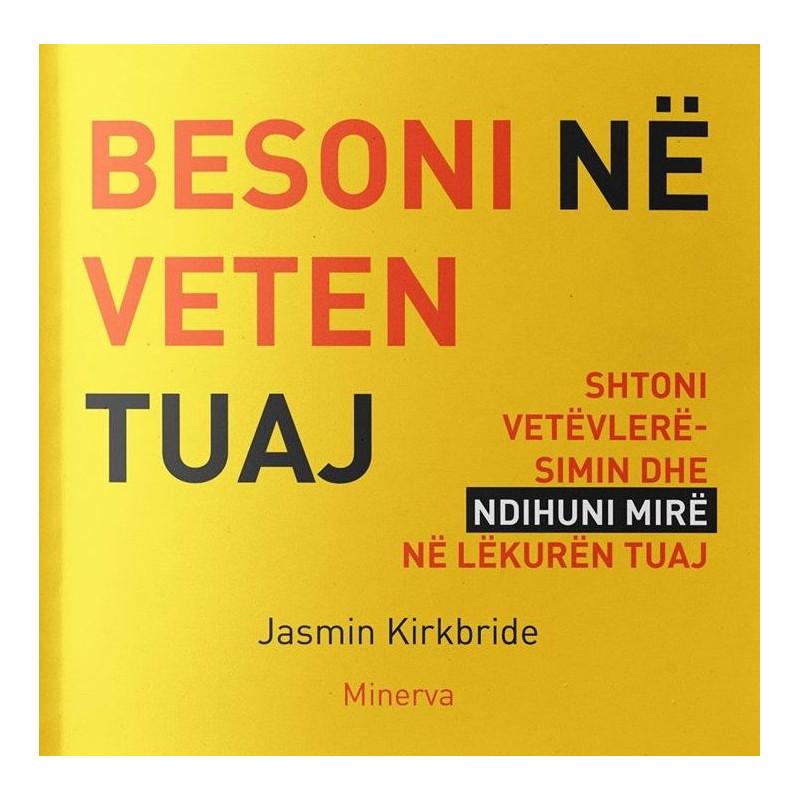 Besoni ne veten tuaj, Jasmin Kirkbride