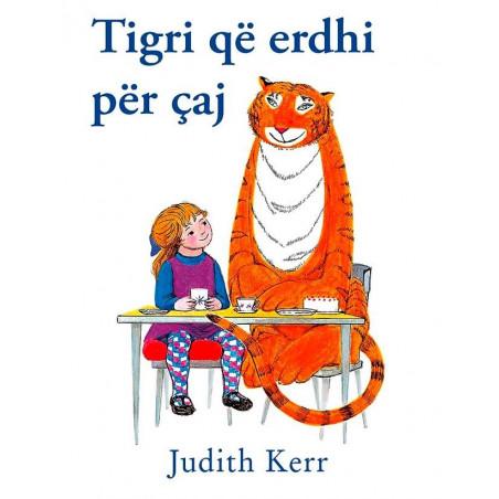 Tigri qe erdhi per caj, Judith Kerr