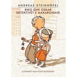 Riko dhe Oskar, detektivet e makaronave, Andreas Steinhofel