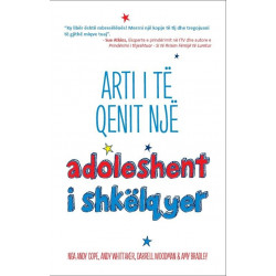 Arti i te qenit nje adoleshent i shkelqyer, Andy Cope, Andy Whittaker, Darrell Woodman, Amy Bradley
